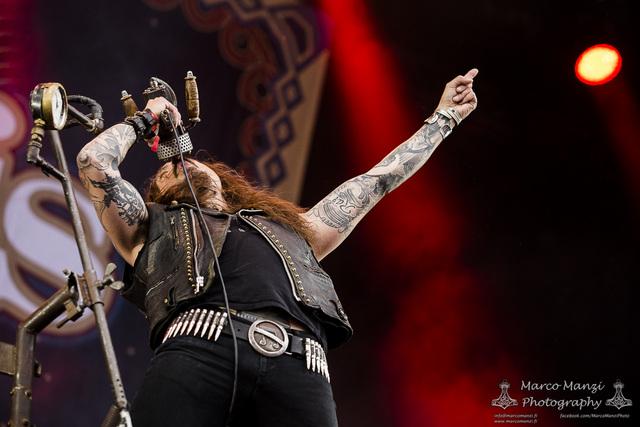 Amorphis Tuska 2017